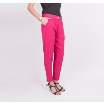 Pantalon 7-8 Jacinthe - La Maison Borrelly - Made in France - devant